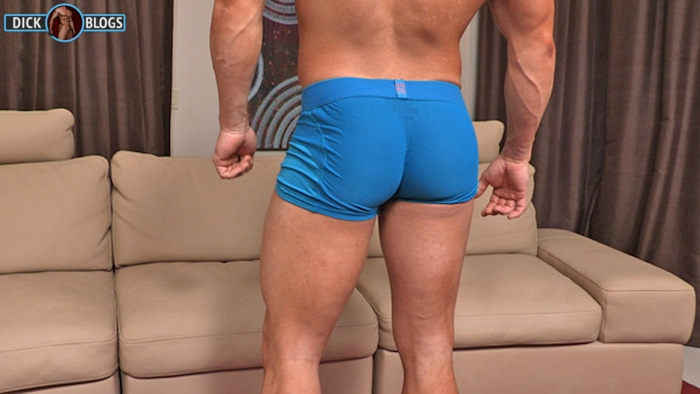 tight muscle jock ass in underwear