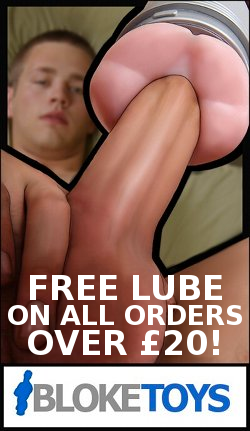 Free Lube With Your Gay Toys At BlokeToys Picture of Sex Dwarf Next image Previous image