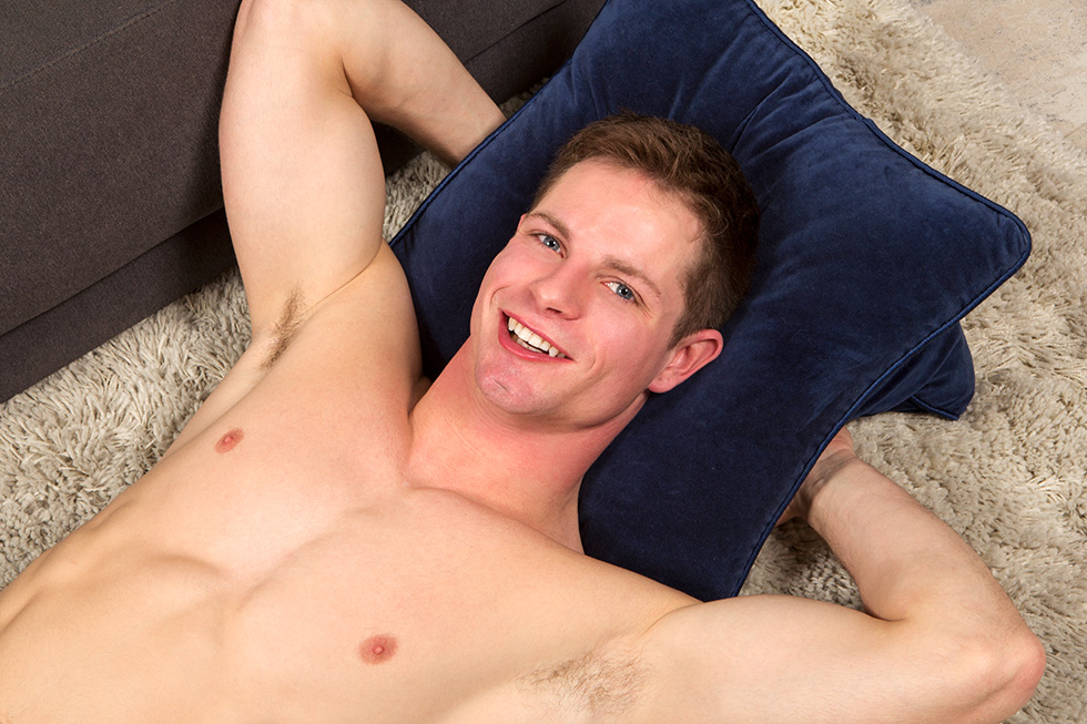 Jock cock jack off with Dean at Sean Cody 8