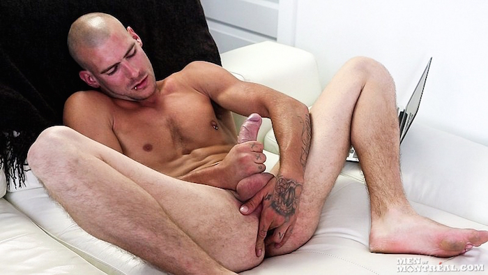 Straight Guy Fingered