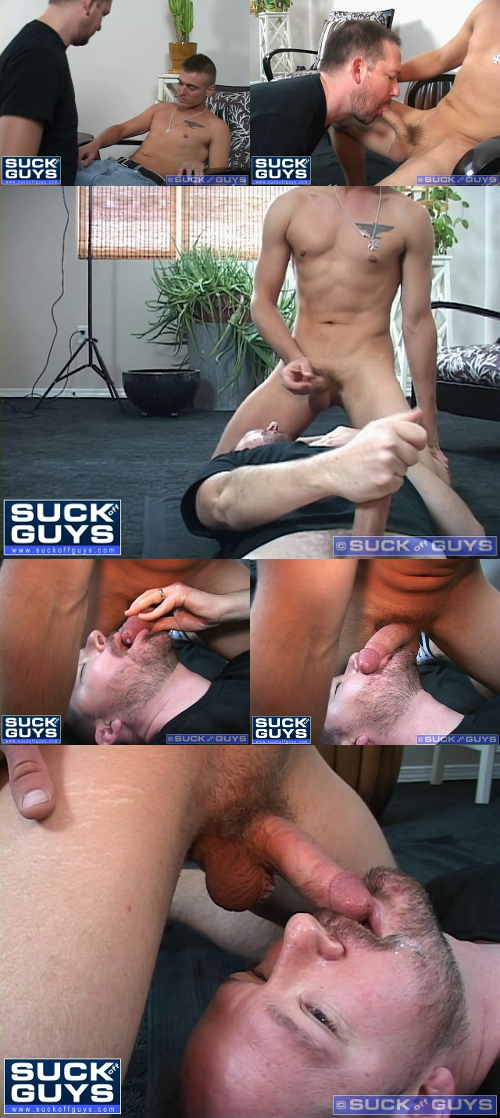 Reid Rivers gets his Cock Sucked Dry
