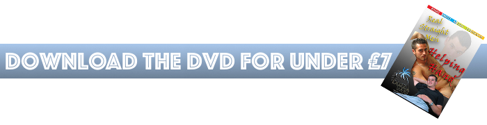buy the real straight men helping hand dvd