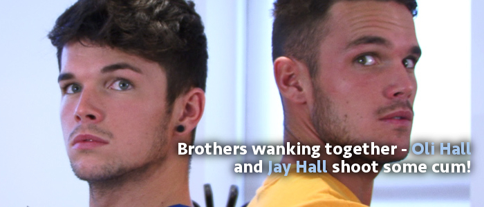 Uncut Brothers Jay Hall and Oli Hall at English Lads