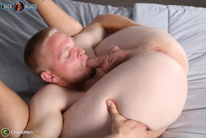 Horny Straight Guy Self Sucking - Ajax Eats His Own Cum-8899