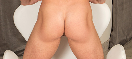 Jake jerks his solid jock cock on video
