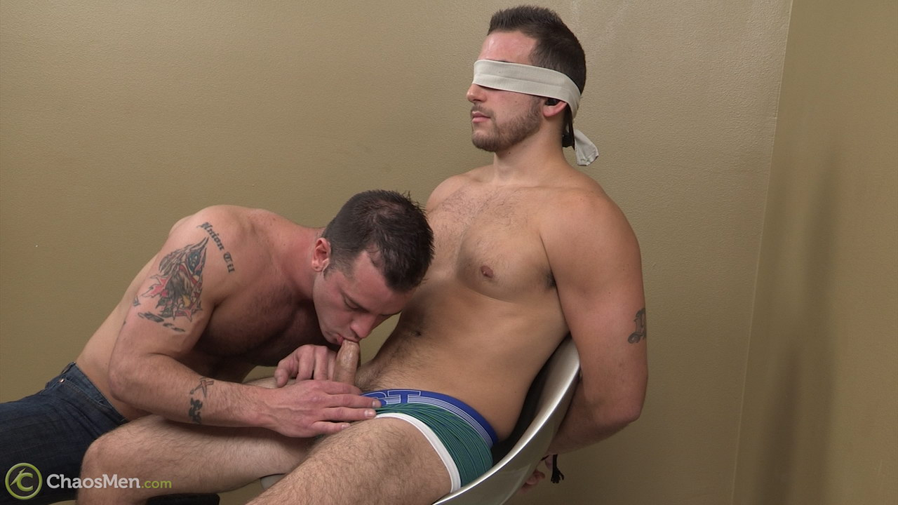 Sucking a straight guys cock on video