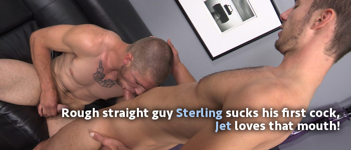 Straight Guy Sucking Cock For The First Time-8297