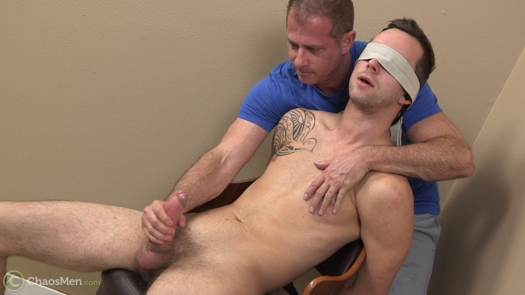 Cock edging with thick-dicked straight guy Kato 4