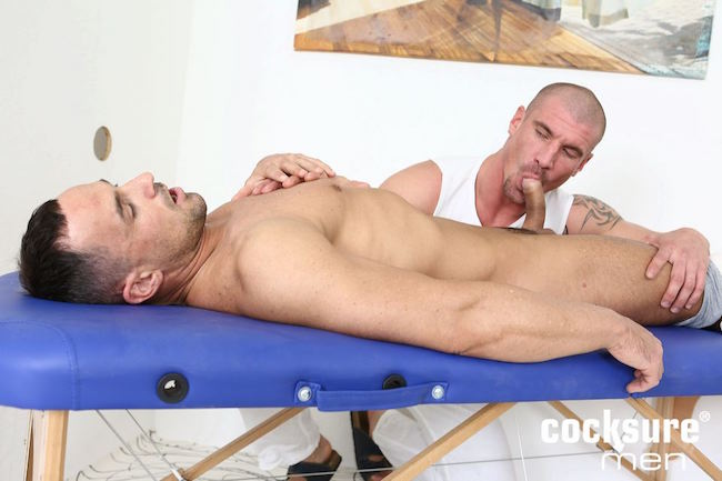 Max Bourne Barebacks Andy West 1