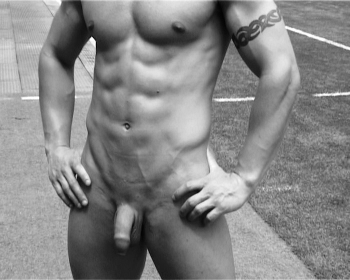 Hot and horny Rugby players like to get naked together 6