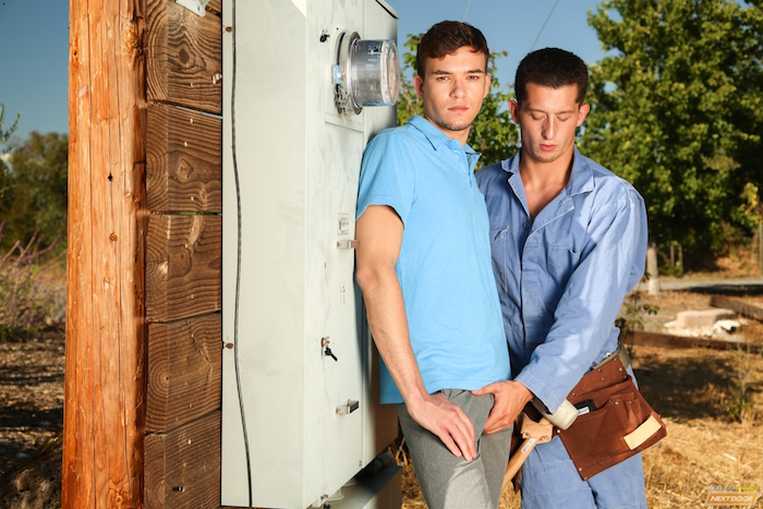 Colton Casey and Drake Tyler