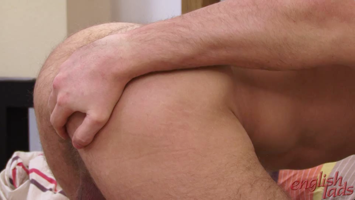 straight guy anal play