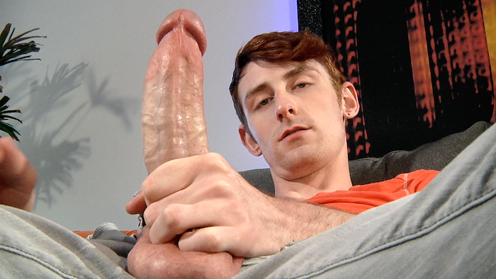 twink showing huge cock
