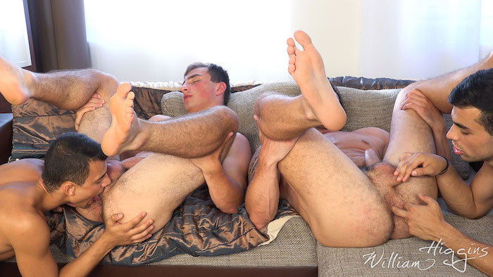 Gay brother teaches to swallow cum the 2