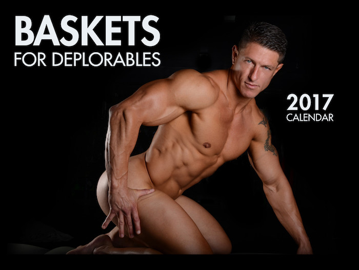 Dominic Ford Baskets for Deplorables calendar