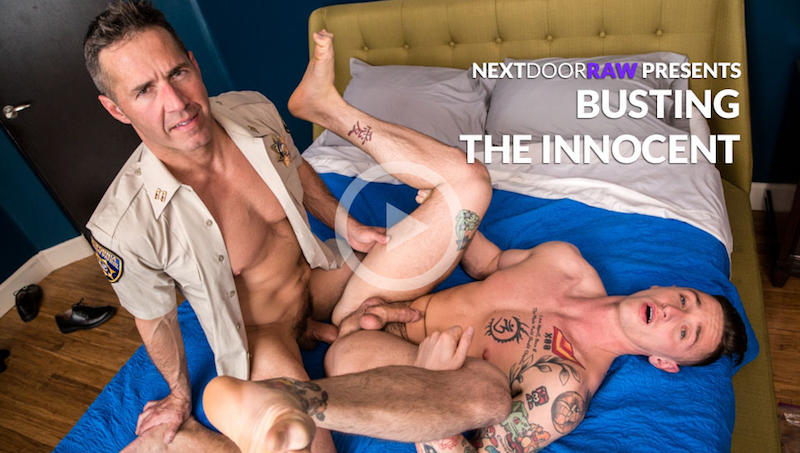 Watch the full Busting the Innocent video at NextDoorStudios
