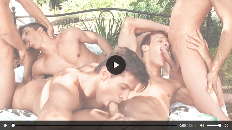 First time outdoor ladyboy strip