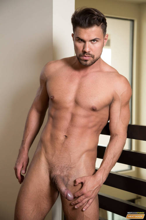 Jock jack off video with Vincent Williams