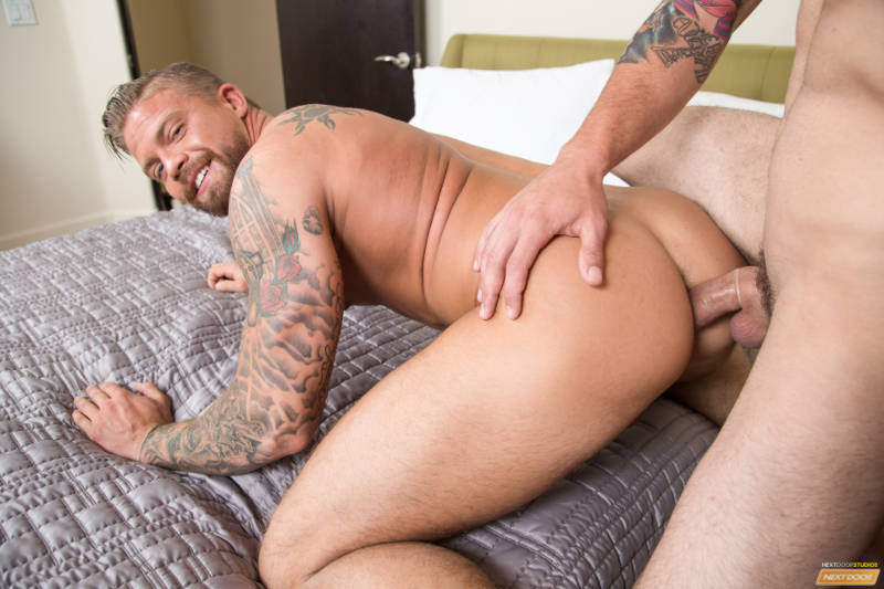 straight man fucked for the first time