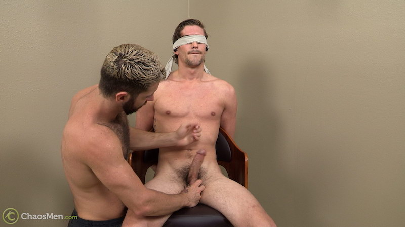 straight guy jerked off by another man