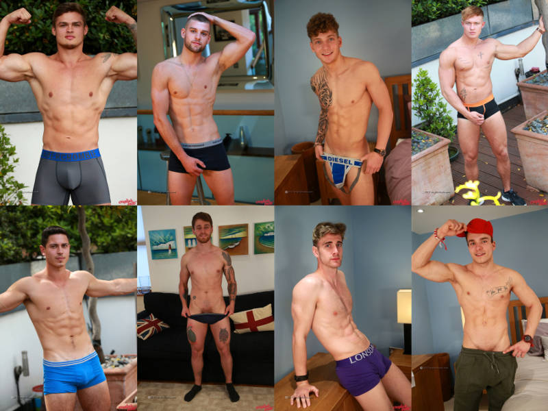 The 8 hottest straight guys from Englishlads
