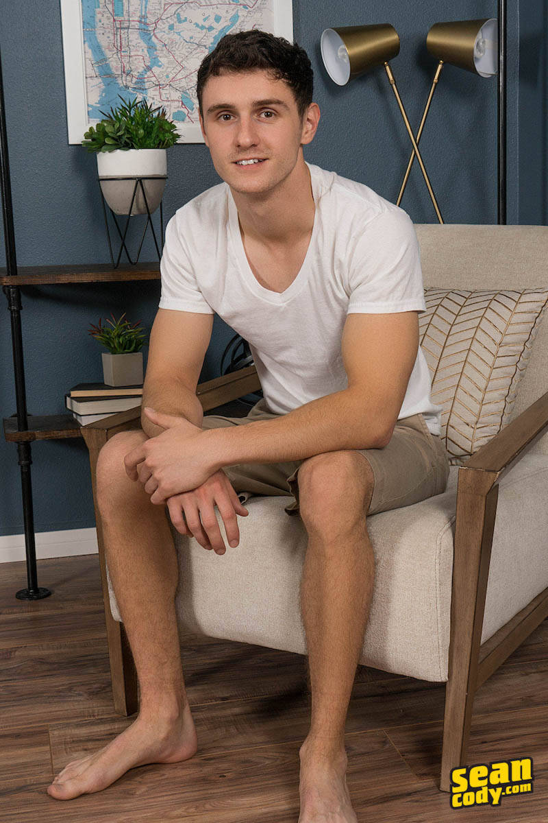 handsome new twink performer Ramsey at SeanCody