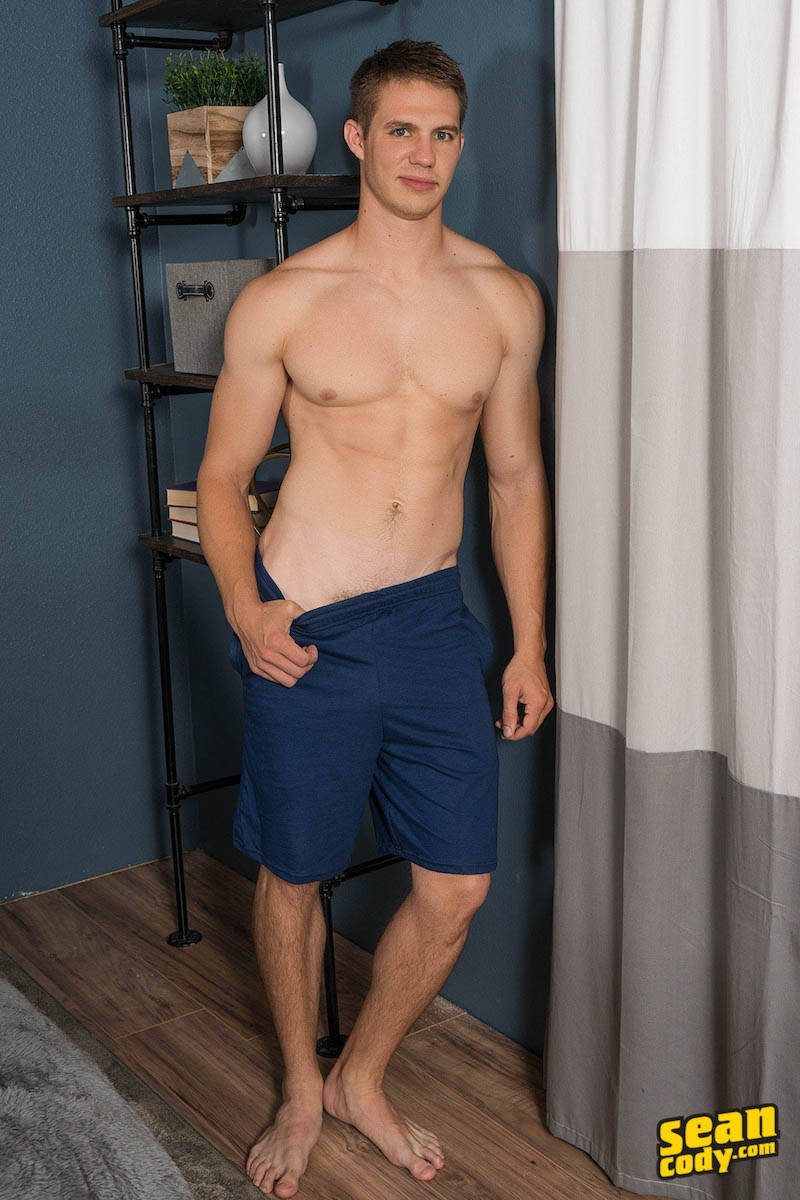 smooth jock dude Derick at SeanCody