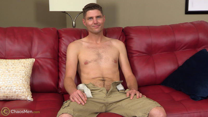 Amateur gay guy in a jerk off video