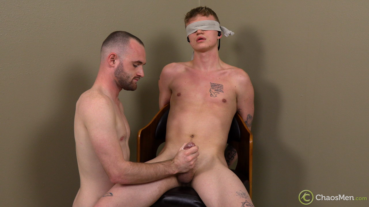 Bisexual guy hand job